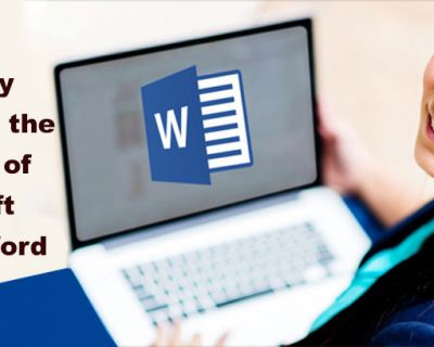 Easy way to Learn the working of Microsoft Office Word